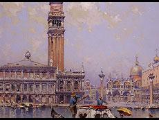 Detailabbildung: Franz Richard Unterberger 1838 Innsbruck - 1902 Neuilly