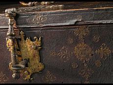 Detail images: Italienisches Kästchen