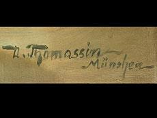 Detail images: Désirée Thomassin 1858 Wien - 1933 München