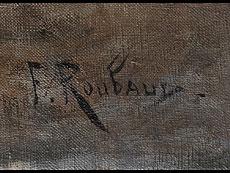 Detail images: Franz Roubaud 1856 Odessa - 1928 München