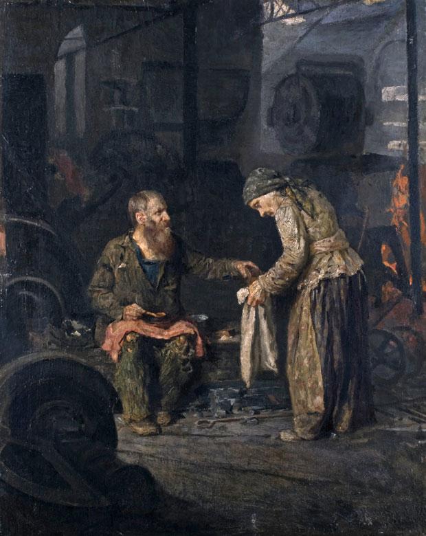 Nikolai Alexeievich Kasatkin, 1859 - 1930