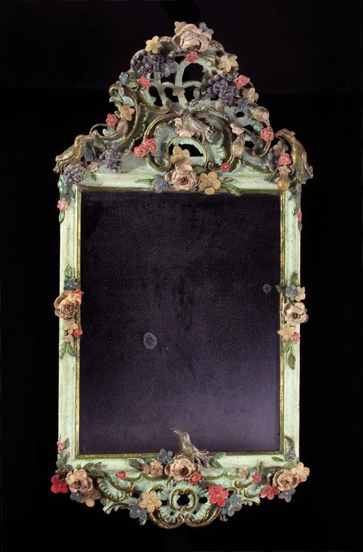 Ansbacher Rokoko-Spiegel
