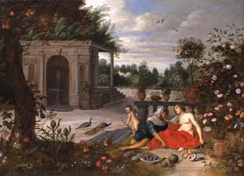 Jan Brueghel der Jüngere, Umkreis, 1601 - 1678 Antwerpen