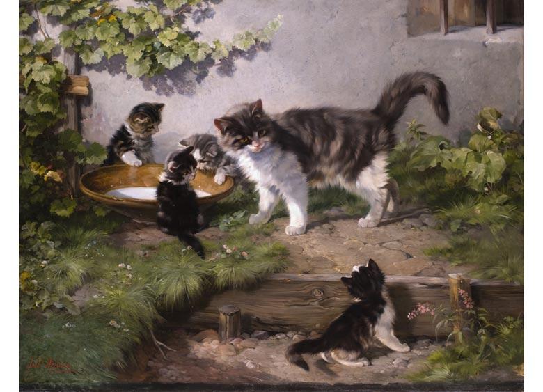 Julius Adam, 1852 München - 1913
