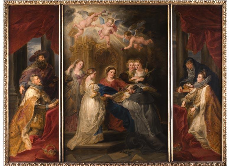 Maler des 19. Jahrhunderts nach Rubens