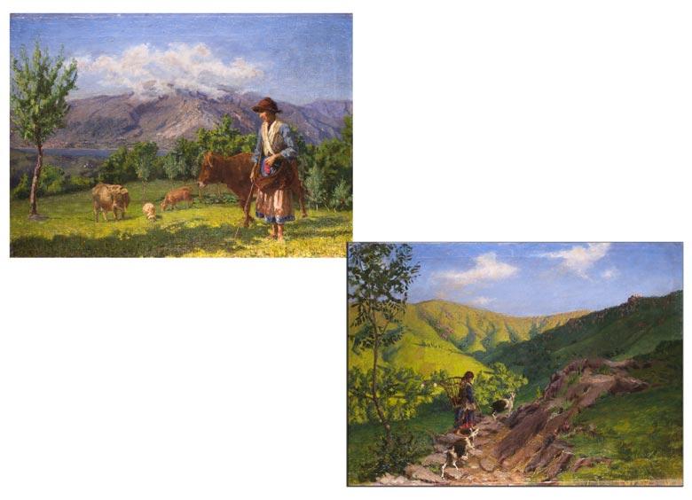 Luigi Rossi, 1853 - 1923 Lugano