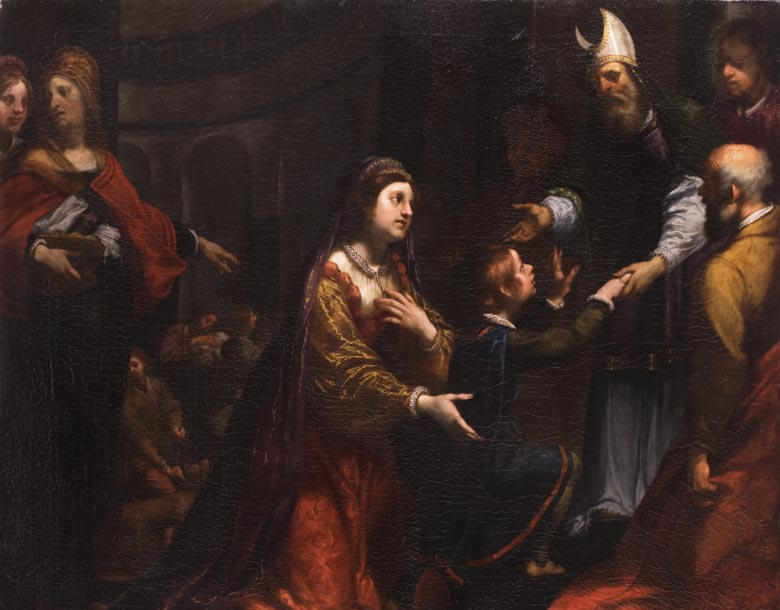 Jacopo Vignali, 1592 Prato Vecchio-Arezzo - 1664 Florenz