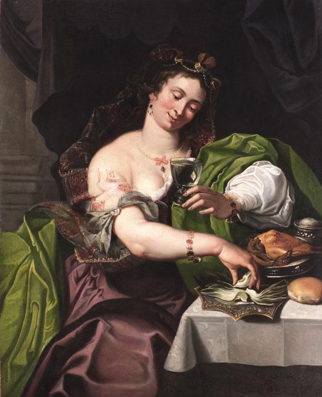 Abraham Janssens, 1575 Antwerpen - 1632