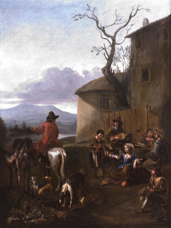 Jan Miel, 1599 - 1663
