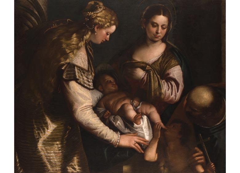 Benedetto Caliari, 1538 Verona - 1598