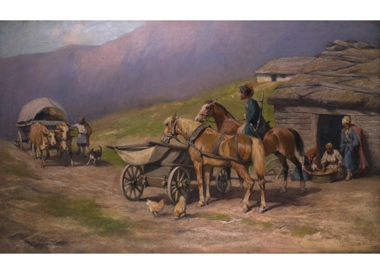S. Sohrlandt, 1819 - 1900