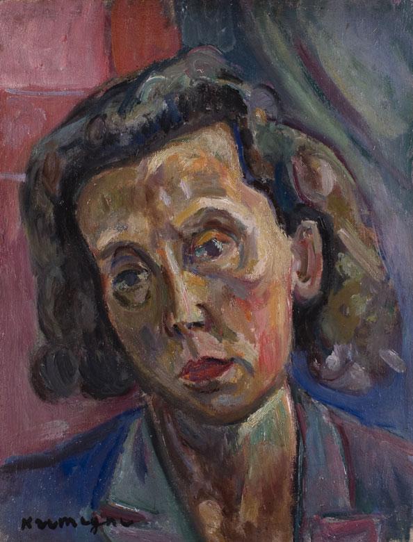 Pinchus Krémègne, 1890 - 1981