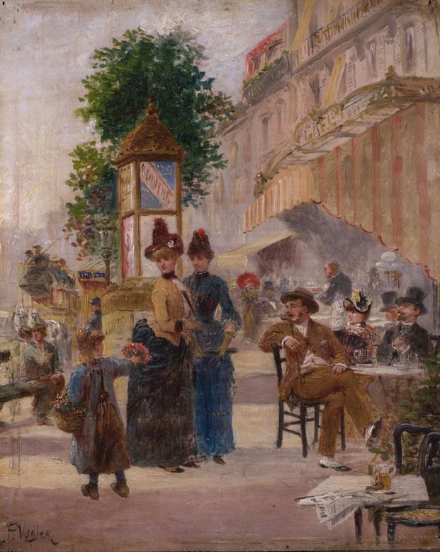 Paul Vogler, 1852 - 1904