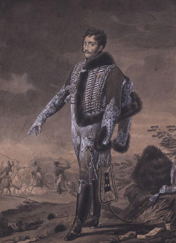Aquarellist des 19. Jahrhunderts