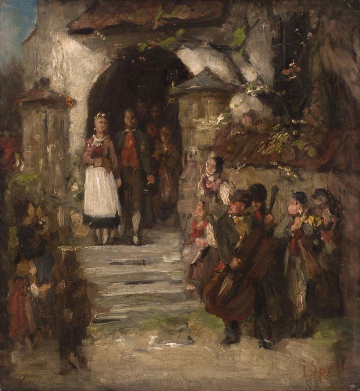 Johann Sperl, 1840 Buch bei Nürnberg – 1914 Bad Aibling