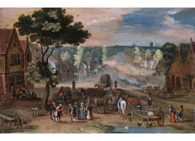 Adriaen van Stalbemt, 1580 - 1662 Antwerpen