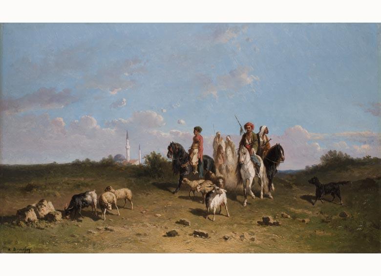 Henri Arthur Bonnefoy, 1839 - 1917