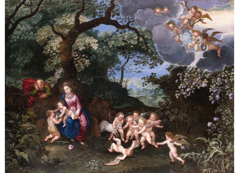 Pieter van Avont, 1600 Malines - 1652 Antwerpen