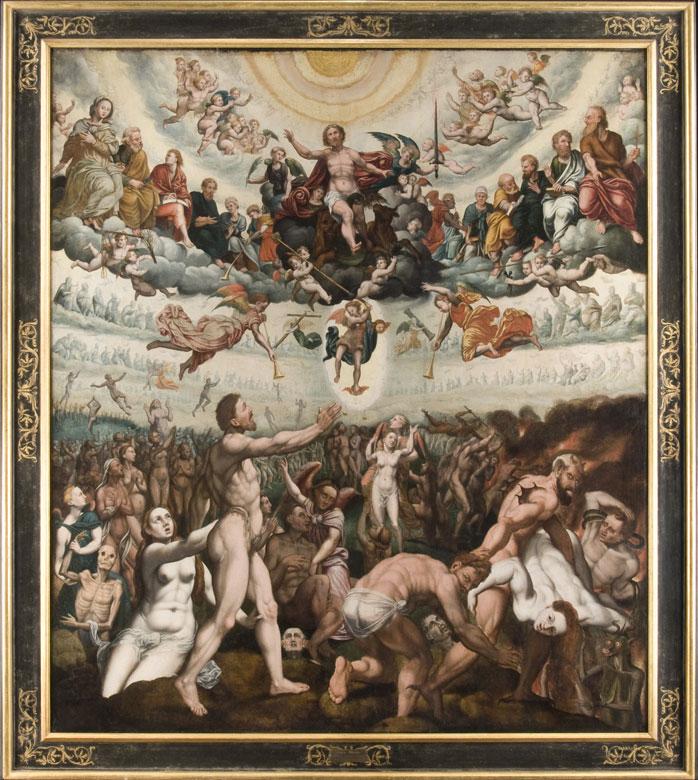 Ernst Maeler (Maler), tätig in Kampen zwischen 1537 und 1564