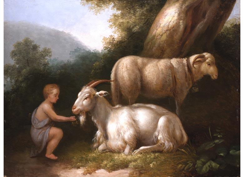 Jacob Philipp Hackert, 1737 Prenzlau - 1807 Florenz