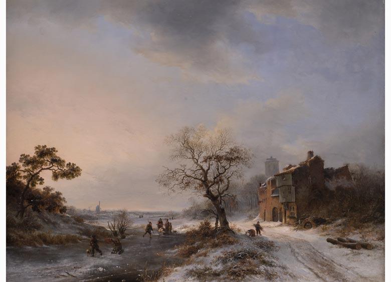 Frederik Marinus Kruseman, 1816 Haarlem – 1882 Brüssel