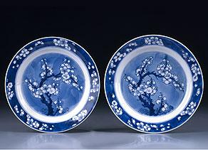 Detail images:  Paar Frühlingsteller