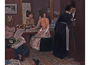 Pierre Carrier-Belleuse, 1851 Paris - 1932