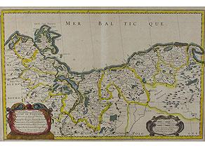 Detail images:  Landkarte