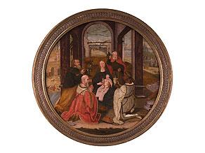 Jan Gossaert, 1478 - 1536, genannt