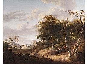 Jan Wijnants, um 1630/35 Haarlem - 1684 Amsterdam