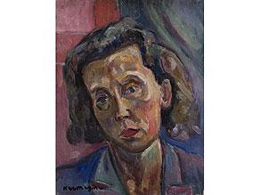 Pinchus Krémègne,1890 - 1981