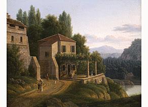 Jean Victor Bertin, 1767 - 1842