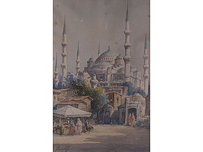 Detail images:  Russischer Maler des 19./20. Jahrhunderts