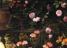 Detail images: Jan Brueghel der Jüngere, Umkreis, 1601 - 1678 Antwerpen