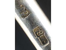 Detail images: Silberlöffel