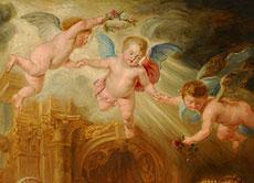Detail images: Maler des 19. Jahrhunderts nach Rubens