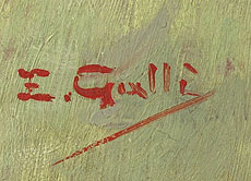 Detail images: Emile Galle, 1864 Nancy - 1904