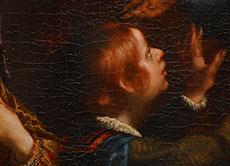 Detail images: Jacopo Vignali, 1592 Prato Vecchio-Arezzo - 1664 Florenz