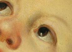 Detail images: Gaudenzio Ferrari, 1477/78 Valduggia - 1546 Mailand Umkreis des