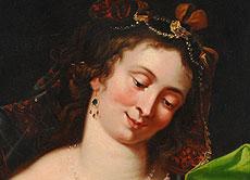 Detail images: Abraham Janssens, 1575 Antwerpen - 1632