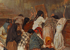 Detail images: Gioacchino Toma, 1836 Galatina - 1891 Napoli