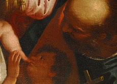 Detail images: Benedetto Caliari, 1538 Verona - 1598