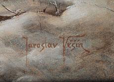 Detailabbildung: Jaroslav Fr. Julius Vesín, 1859 Vrany - 1915 Sophia