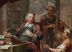 Detail images: Franz Christoph Janneck, 1703 Graz - 1761 Wien
