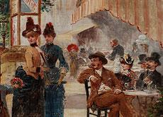 Detail images: Paul Vogler, 1852 - 1904