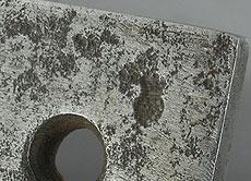 Detail images: Gestempeltes Augsburger Kapellenschloss
