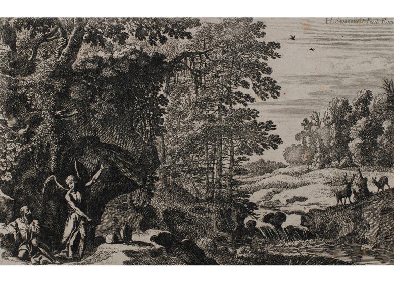 Herman van Swanevelt, ca. 1600 - 1655