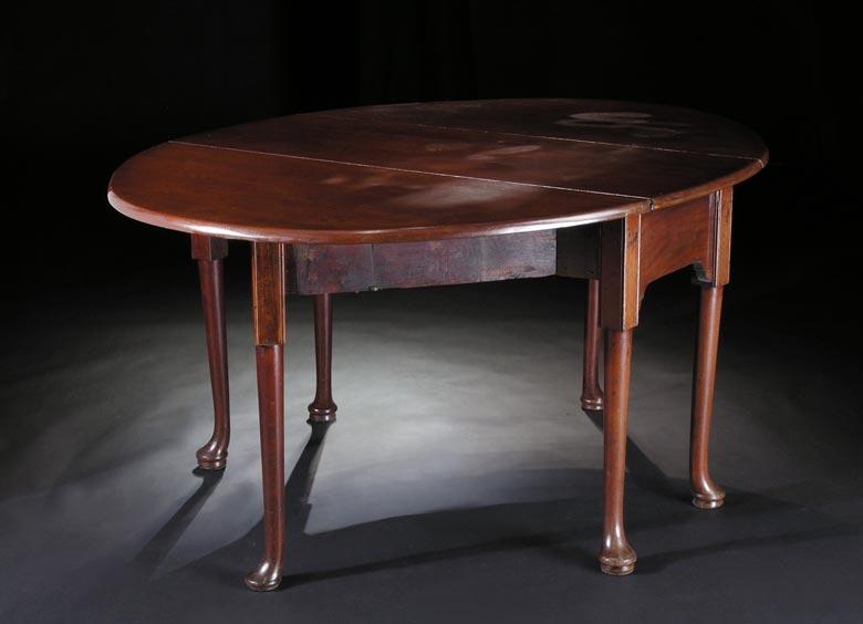 Gateleg Tisch.Englischer Gateleg Tisch Hampel Fine Art Auctions