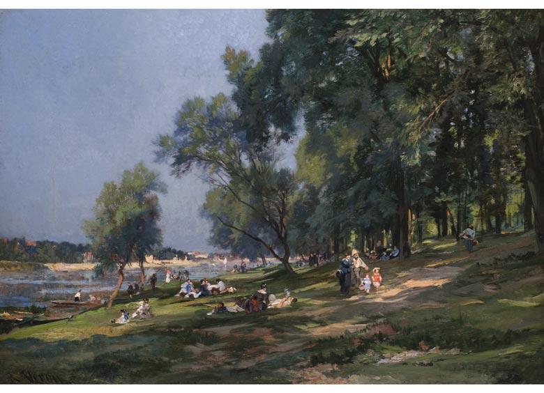 Alexandre René Veron, 1826 Montbazon - 1897 Paris
