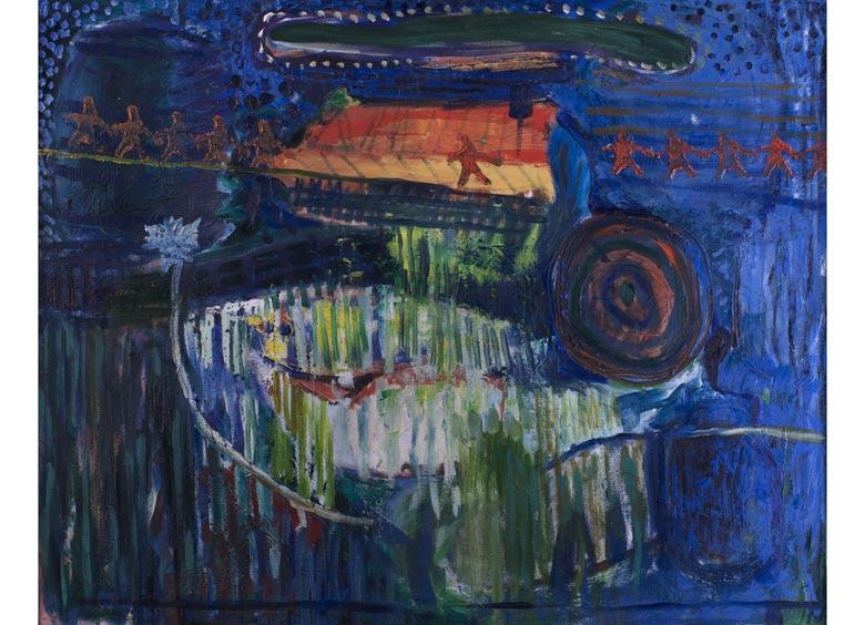Harald Grate, Künstler des 20. Jahrhunderts